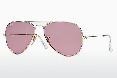 Zonnebril Ray-Ban AVIATOR LARGE METAL (RB3025 001/15) - Goud