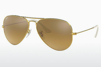 Zonnebril Ray-Ban AVIATOR LARGE METAL (RB3025 001/3K) - Goud