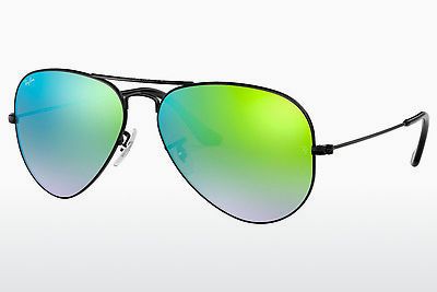 Zonnebril Ray-Ban AVIATOR LARGE METAL (RB3025 002/4J) - Zwart