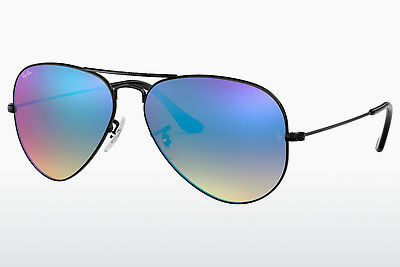 Zonnebril Ray-Ban AVIATOR LARGE METAL (RB3025 002/4O) - Zwart