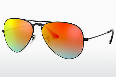 Zonnebril Ray-Ban AVIATOR LARGE METAL (RB3025 002/4W) - Zwart