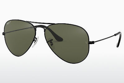 Zonnebril Ray-Ban AVIATOR LARGE METAL (RB3025 002/58) - Zwart