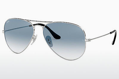 Zonnebril Ray-Ban AVIATOR LARGE METAL (RB3025 003/3F) - Zilver