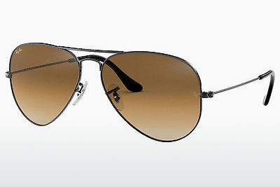 Zonnebril Ray-Ban AVIATOR LARGE METAL (RB3025 004/51) - Grijs