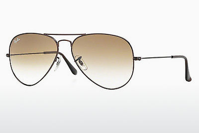 Zonnebril Ray-Ban AVIATOR LARGE METAL (RB3025 014/51) - Bruin