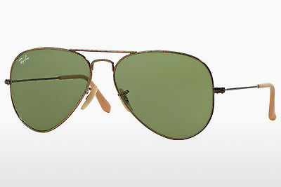 Zonnebril Ray-Ban AVIATOR LARGE METAL (RB3025 177/4E) - Goud