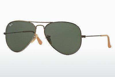 Zonnebril Ray-Ban AVIATOR LARGE METAL (RB3025 177) - Goud