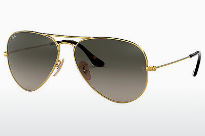 Lunettes de soleil Ray-Ban AVIATOR LARGE METAL (RB3025 181/71) - Or