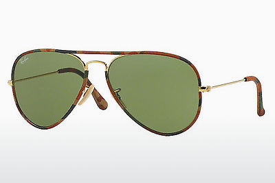 Lunettes de soleil Ray-Ban AVIATOR FULL COLOR (RB3025JM 168/4E) - Or