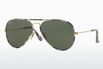 Zonnebril Ray-Ban AVIATOR FULL COLOR (RB3025JM 171) - Goud