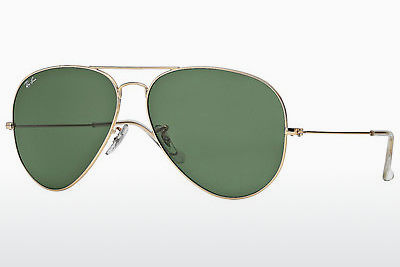 Zonnebril Ray-Ban AVIATOR LARGE METAL II (RB3026 L2846) - Goud