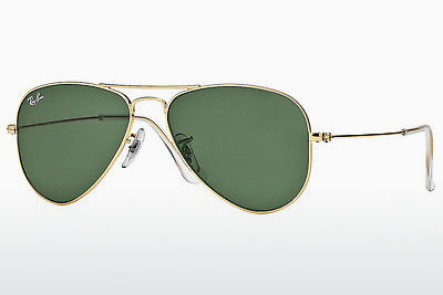 Zonnebril Ray-Ban AVIATOR SMALL METAL (RB3044 L0207) - Goud