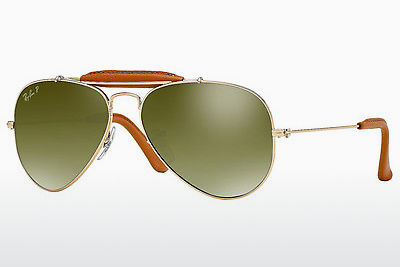 Zonnebril Ray-Ban AVIATOR CRAFT (RB3422Q 001/M9) - Goud