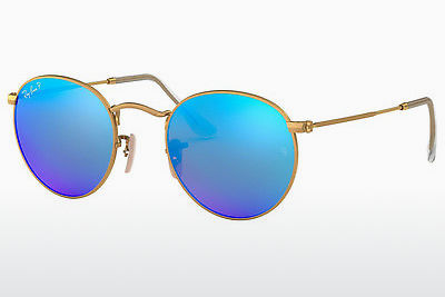 Zonnebril Ray-Ban ROUND METAL (RB3447 112/4L) - Goud