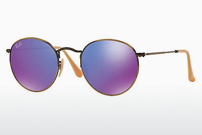 Zonnebril Ray-Ban ROUND METAL (RB3447 167/1M) - Bruin