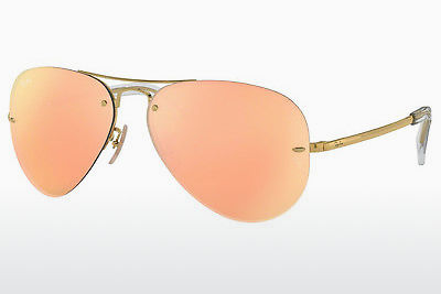 Zonnebril Ray-Ban RB3449 001/2Y - Goud