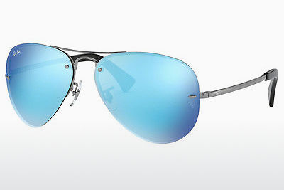 Zonnebril Ray-Ban RB3449 004/55 - Grijs