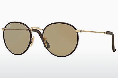 Zonnebril Ray-Ban ROUND CRAFT (RB3475Q 112/53) - Goud