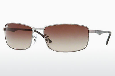 Zonnebril Ray-Ban N/A (RB3498 004/13) - Zilver, Wit