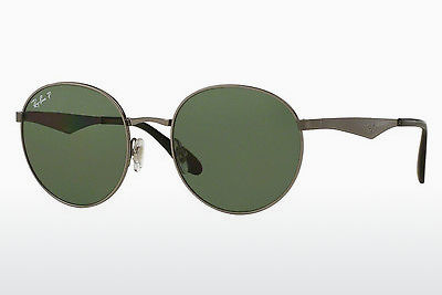 Zonnebril Ray-Ban RB3537 004/9A - Grijs