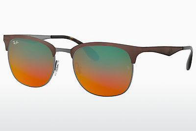 Zonnebril Ray-Ban RB3538 9006A8 - Grijs, Bruin