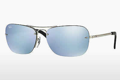 Zonnebril Ray-Ban RB3541 003/30 - Zilver