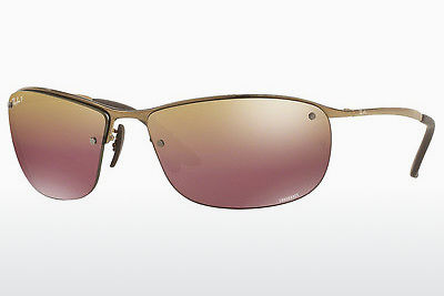 Zonnebril Ray-Ban RB3542 197/6B - Bruin