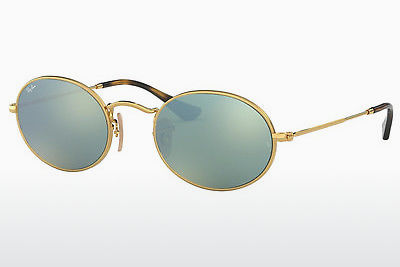 Lunettes de soleil Ray-Ban RB3547N 001/30 - Or