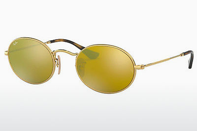 Lunettes de soleil Ray-Ban RB3547N 001/93 - Or