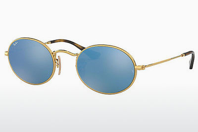 Lunettes de soleil Ray-Ban RB3547N 001/9O - Or