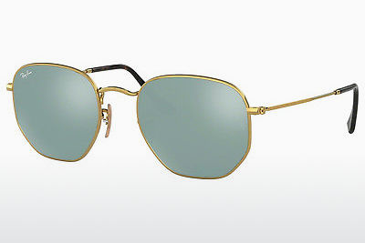 Lunettes de soleil Ray-Ban RB3548N 001/30 - Or