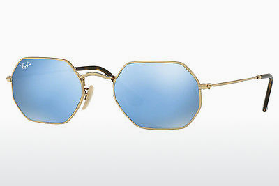 Lunettes de soleil Ray-Ban RB3556N 001/9O - Or