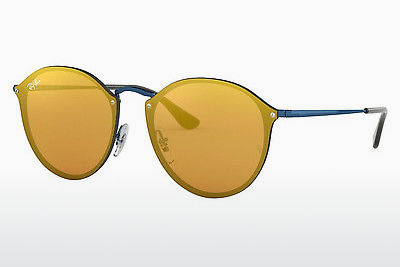 Zonnebril Ray-Ban RB3574N 90387J - Blauw
