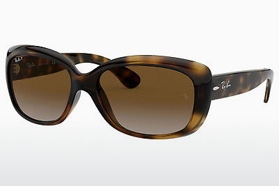 Zonnebril Ray-Ban JACKIE OHH (RB4101 710/T5) - Bruin, Havanna