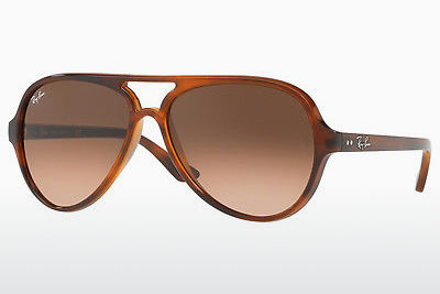 Zonnebril Ray-Ban CATS 5000 (RB4125 820/A5) - Bruin, Havanna