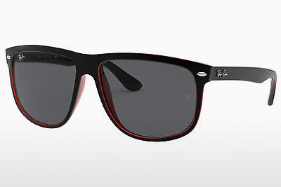 Zonnebril Ray-Ban RB4147 617187 - Zwart, Rood