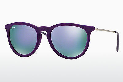 Zonnebril Ray-Ban ERIKA (RB4171 60804V) - Paars