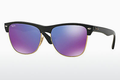 Zonnebril Ray-Ban CLUBMASTER OVERSIZED (RB4175 877/1M) - Zwart