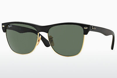 Zonnebril Ray-Ban CLUBMASTER OVERSIZED (RB4175 877) - Zwart, Goud