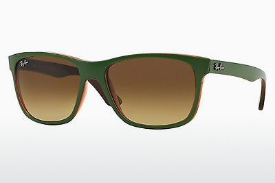 Zonnebril Ray-Ban RB4181 (RB4181 613785) - Groen