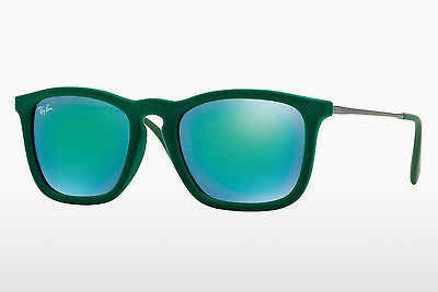 Zonnebril Ray-Ban CHRIS (RB4187 60823R) - Groen