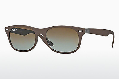 Zonnebril Ray-Ban RB4207 6033T5 - Bruin