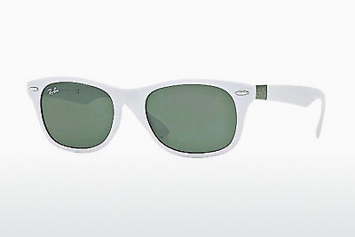 Lunettes de soleil Ray-Ban RB4207 609671 - Blanches