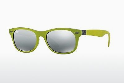 Zonnebril Ray-Ban RB4207 609988 - Groen