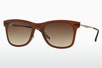 Zonnebril Ray-Ban RB4210 612213 - Bruin