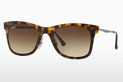Zonnebril Ray-Ban RB4210 894/13 - Bruin, Havanna