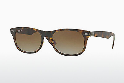 Zonnebril Ray-Ban FOLDING (RB4223 894/T5) - Bruin, Havanna