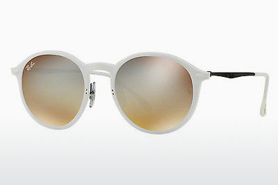 Lunettes de soleil Ray-Ban RB4224 671/B8 - Blanches