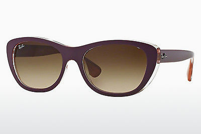 Zonnebril Ray-Ban RB4227 619213 - Paars, Violet