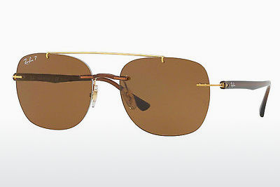 Zonnebril Ray-Ban RB4280 628783 - Bruin